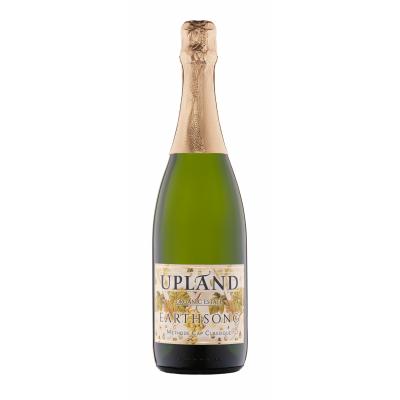 Upland Earthsong MCC sulphite free vegan wine