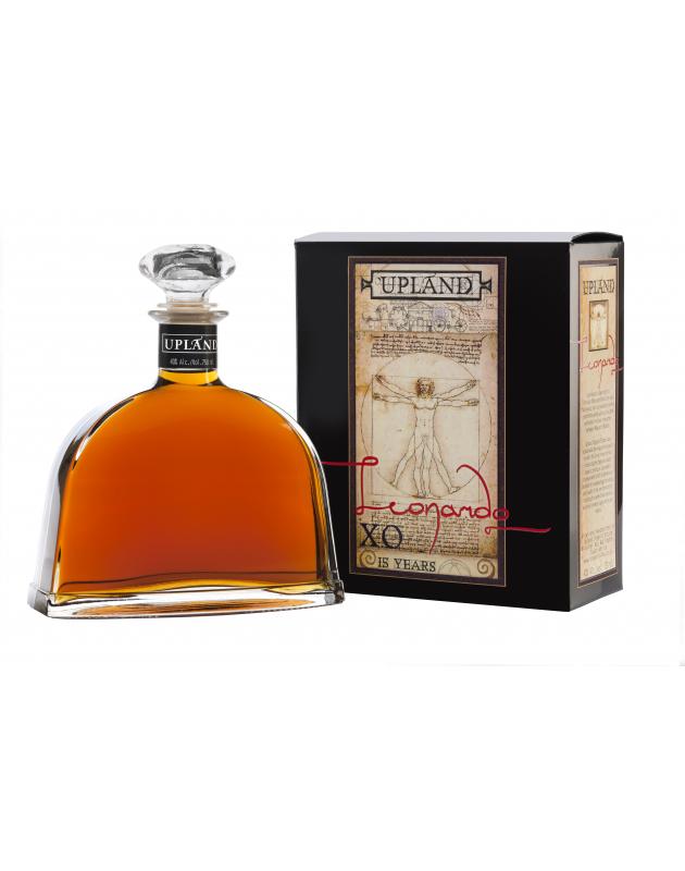Upland Leonardo XO Brandy carafe