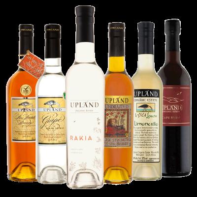 Upland Spirits Mixed Case