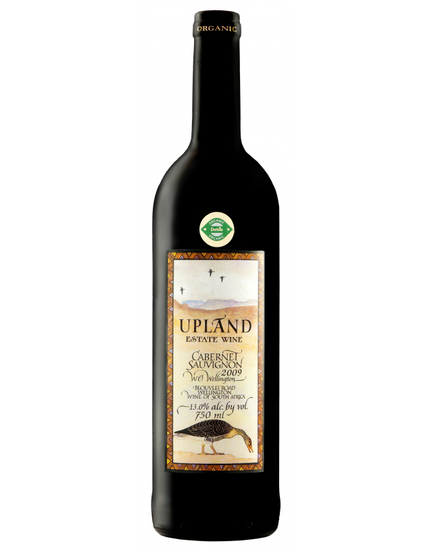 Upland Cabernet Sauvignon 2009 Sulphur Free