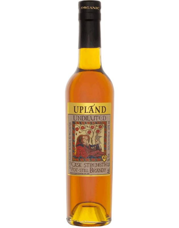 Upland Undiluted Cask Strength Brandy